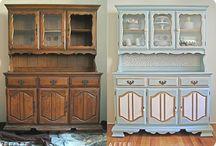 Furniture*~ / by Heidi Hoover