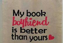 Book Boyfriends / True love found here.
