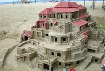 Sandcastles and Sculptures