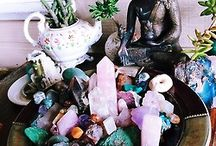 My meditation space