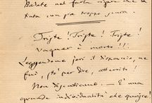 Handwritings of Famous People