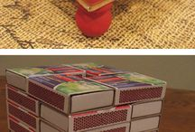 scatole e scatoline