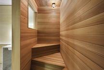 Badstu / Sauna ideas.