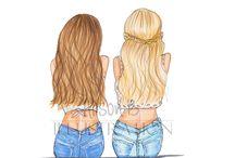Twins ❥
