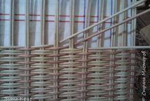 vzory pleteni z papiru