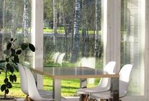 Finnish and Scandinavian interior design / Interior design