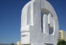 Tamas Baraz sculpture / Sculpture