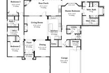 House plans, neat! / by Mandy Webb