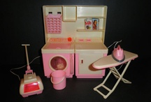 LAUNDRY TIME Barbie