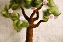 Felting ideas & inspiration