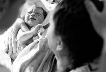 Birth photography inspiration / Birth photography inspiration and admiration