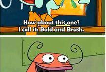Spongebob Funny Scenes