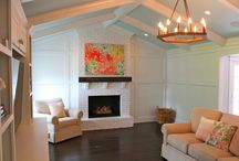 Living Room / by Maria Bingham
