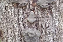 tree art / by Sandra Richardson