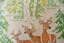 vintage stitchery & embroidery