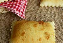 pasta fritta è pane arabo