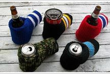 Handmade Gifts for All / Crochet handmade gifts for him, her and the little ones.  All made with soft yarn and sprinkle of love.