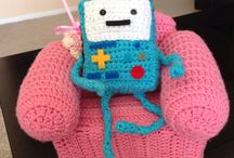 Crochet ~ Adventure Time / by Eve Slacum-Myers
