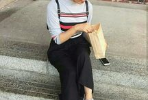 Hijab hipster