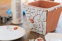 Mosaic FUN! / Inspiration for creativity
