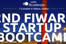 Fiware Startup Bootcamp / Foto di CrowdArts del Fiware Startup Bootcamp in Atene - Pictures from Fiware Startup Bootcamp where Crowdarts is pitching http://www.fiware-bootcamp.eu/