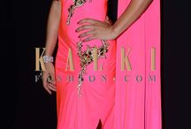 Bollywood Saree Gown