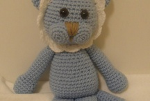 crochet baby/kid toys / by Kelly Thompson