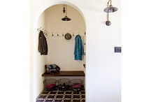 mudroom/laundry / by Abigail DiGregorio