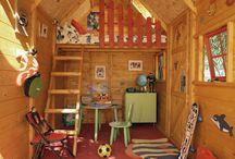 Treehouse furnishings...