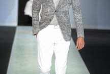 Spring Fashion 2014 for Men / The latest fashion trends for men this season