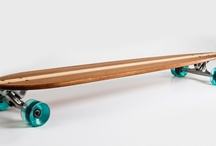 Boards Long Days Longboards / We wanted to contribute with our knowledge as craftmen with more than 50 years of experience by getting a final elegant product, with a classical touch and being functional at the same time.At Long Days Longboards we pay special attention to the disign of our longboards and the selection of our wood, to get a distinction by making them personal and unique products.