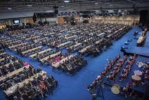 la 83ª Reunión de su Asamblea General. Foto: Interpol / Reunión Ministerial y 83ª Asamblea General de Interpol en Mónaco … http://wp.me/p2n0XE-3KR vía @juliansafety #segurpricat #seguridad