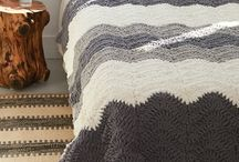 crochet blankets...