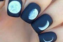 Moonlight Nail Art