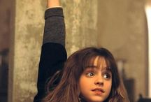 Hermione granger / Hermione granger  la mejor de la saga ... lista , sincera y guapa cómo ella misma