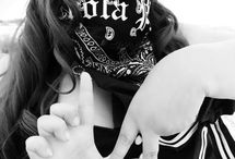 chola gangster style