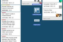 Organizing with Trello