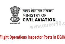 Flight Operation Inspector Posts