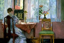 Gari Melchers' Art / by Gari Melchers Home & Studio
