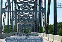 Detour Nebraska