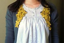clothing, jewelry, and accesories! / by Julie Clay
