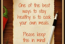be healthy! ;)