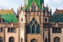 Budapest, my hometown / Minden, ami Budapest.❤