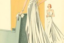 vintage gowns / by Brooke Watson