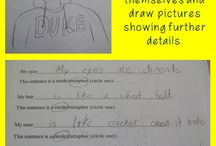 English / This board engage grammar,idioms and sentence constructions.