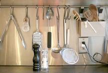 Kitchen Organization and Design / by Olga Massov