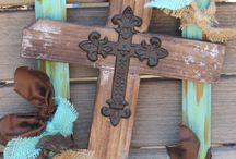 Crosses 2 / by Christine McMain