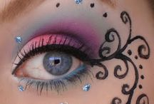 Maquillage twirling