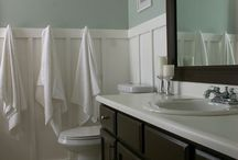 Bathroom decorating ideas / by Christy Birkner