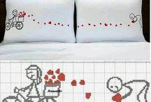 sevgi yastıklar